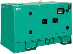 Máy phát điện Cummins C8D5 – 7.3Kva/8Kva