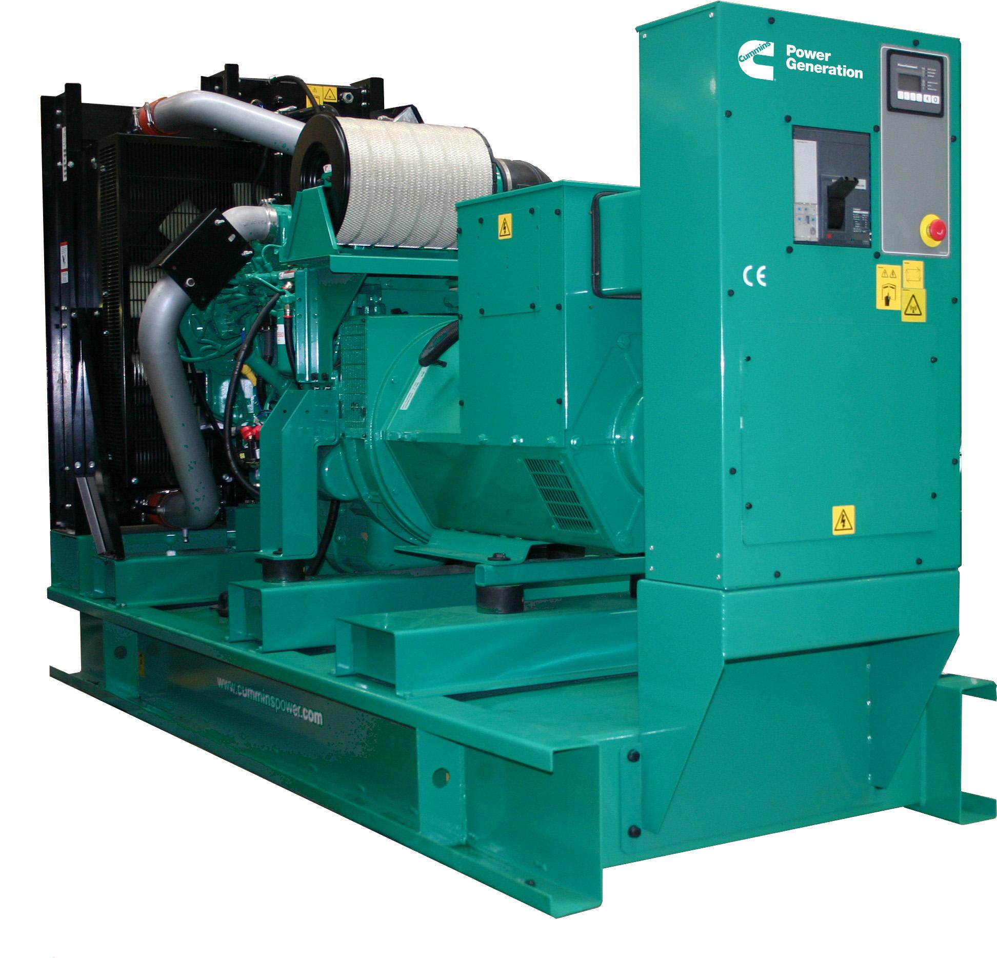 Máy phát điện Cummins C275D5 – 250Kva/275Kva