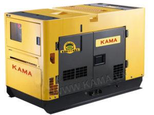 Máy phát điện Kama KDE13SS3 – 10.6Kva/11.6Kva