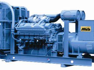 Máy phát điện Mitsubishi 530KVA