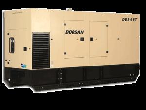 Máy phát điện Doosan DAT66 – 60Kva/66Kva