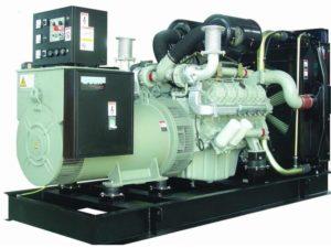 Máy phát điện Doosan DAT275 – 250Kva/275Kva