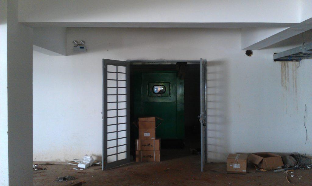 công trình lắp đặt máy phát điện agribank
