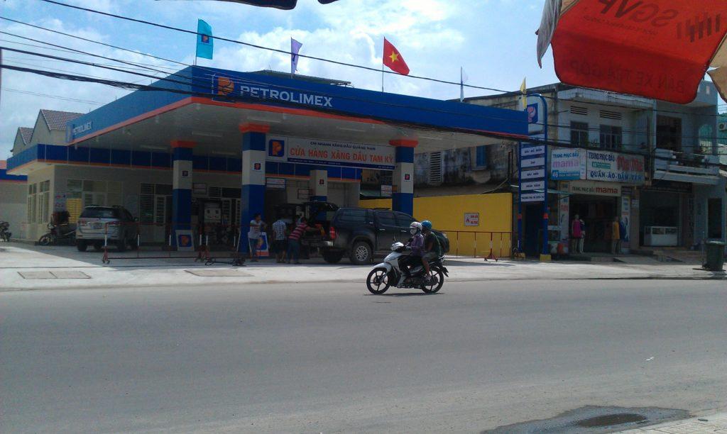 Xăng dầu Quảng Nam
