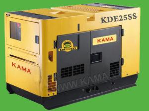 Máy phát điện Kama KDE25SS – 10Kva/11Kva