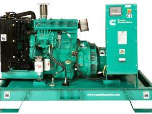 Máy phát điện Cummins C38D5 – 35Kva/38Kva