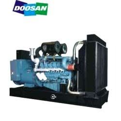 Máy phát điện Doosan DAT550 – 500Kva/550Kva