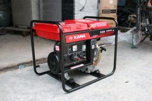 Có nên mua máy phát điện KAMA không?
