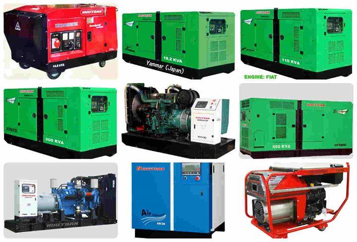 Sửa chữa máy phát điện công nghiệp